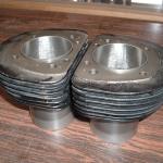 Matchless 650 Restored Cylinder